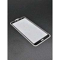 Защитное стекло Innovation 2D для Xiaomi Redmi 7A, полный клей, черное