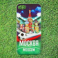 Чехол для телефона iPhone 7 'Москва. Храм Василия Блаженного'