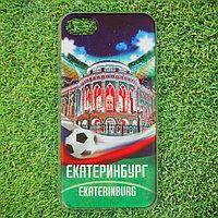 Чехол для телефона iPhone 7 'Екатеринбург. Дом Севастьянова'