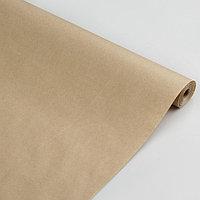 Бумага упаковочная крафт 0,72 x 20 м, 40 г/м