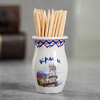 Сувенир для зубочисток в форме кувшина 'Крым'