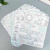 Набор бумаги для скрапбукинга 'Детские мечты' 12 листов, 30,5х30,5 см
