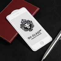 Защитное стекло Innovation 2D, для Apple IPhone iPhone 6/6S, полный клей, белая рамка