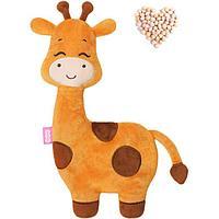 Развивающая игрушка-грелка 'Жираф'