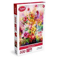 Пазл 500 элементов 'Краски весны'