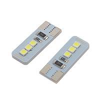 Лампа светодиодная габаритная C2R T10-3030-6SMD (комплект из 50 шт.)