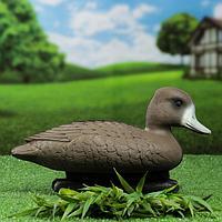 Фигура подсадная 'Чернеть морская' утка