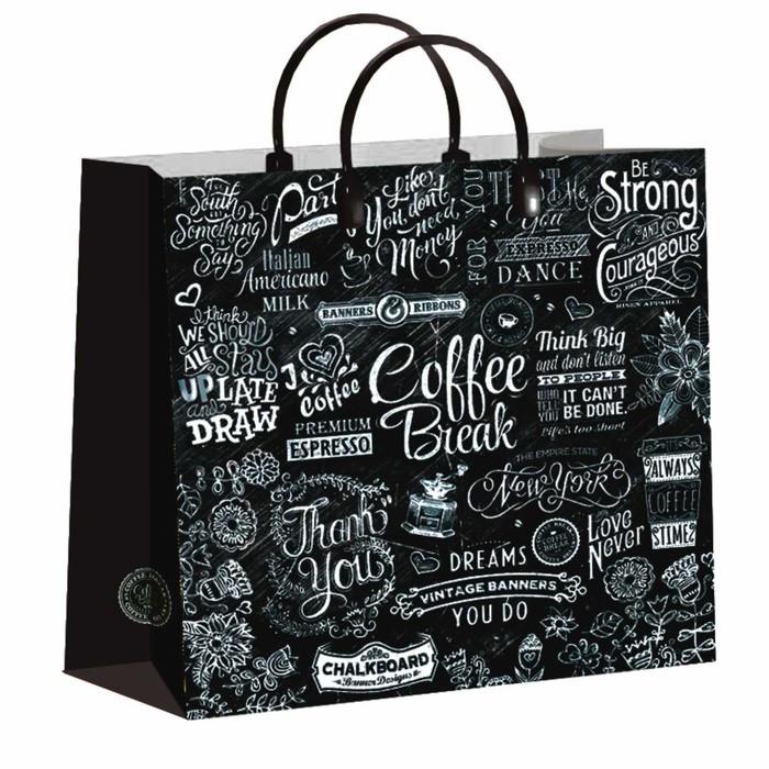Пакет 'Кофе-брейк', мягкий пластик, 30 х 30 см, 150 мкм (комплект из 10 шт.) - фото 1