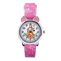 Часы наручные детские 'Единорожки', дискретный ход, ремешок 10.5 и 7.5 х 3 см, d2.5 см