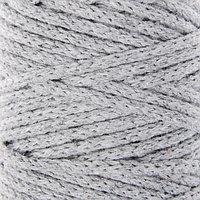 Шнур для вязания 3мм 100 хлопок, 50м/85гр, набор 3шт (Комплект 9)