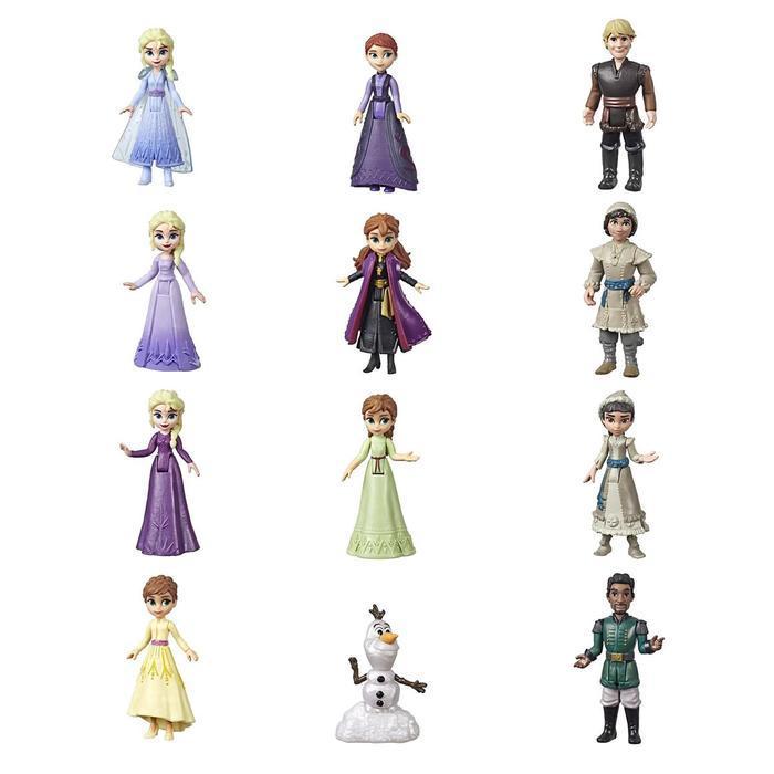 Мини-кукла 'Холодное сердце-2' в закрытой упаковке, Disney Frozen, МИКС - фото 4