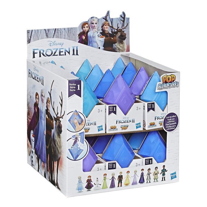 Мини-кукла 'Холодное сердце-2' в закрытой упаковке, Disney Frozen, МИКС - фото 7