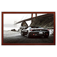 Картина 'Машина' 67х107 см