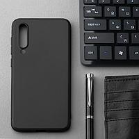 Чехол Innovation, для Xiaomi Mi 9 SE, силиконовый, матовый, черный