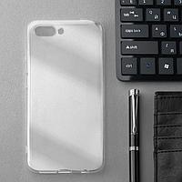 Чехол Innovation, для Huawei Honor 10, силиконовый, прозрачный