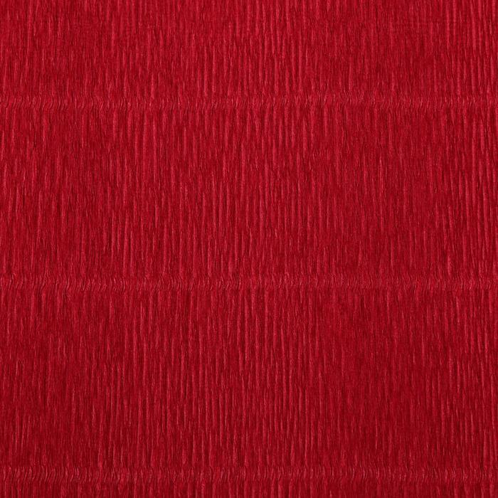 Бумага гофрированная, 983 'Гранат', 50 см х 2,5 м - фото 3