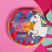 Запеченные румяна Unicorn magic, оттенок натурально-розовый