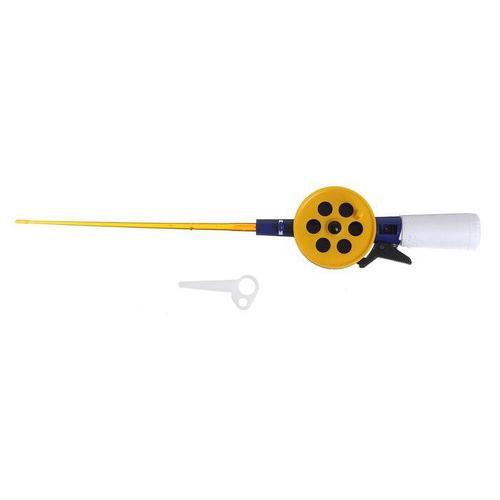 Удочка зимняя 'Пирс', ПК55 - М, с короткой пенопластовой ручкой (АБС) СЖ (комплект из 5 шт.)