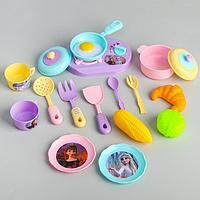 Игровой набор 'Мини-кухня', Холодное сердце, цвет МИКС
