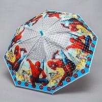 Зонт детский, Человек-паук, 8 спиц d87см