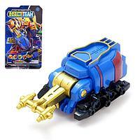 Робот 'Жук', трансформируется, синий, инерция