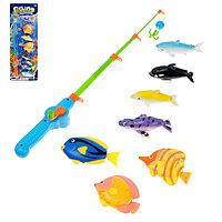 Рыбалка 'Охота на рыбок' 7 рыбок, 1 удочка