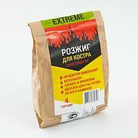 Сухое средство для розжига костра