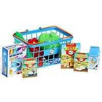 Корзинка 'Супермаркет', 22 предмета