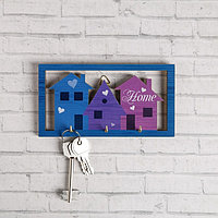 Ключница 'Home' домики