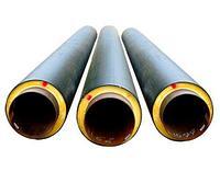 Труба стальная в ППУ изоляции с защитной оболочкой, диаметр 45 х 3,0 мм