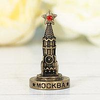 Фигурка 'Москва. Спасская башня', под латунь