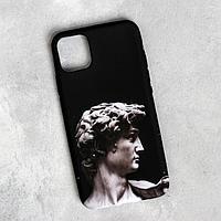 Чехол для телефона iPhone 11 pro max 'Давид', 7,8 х 15,8 см
