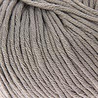 Пряжа 'Baby Cotton XL' 50 хлопок, 50 полиакрил 105м/50гр (3430 серый) (комплект из 5 шт.)