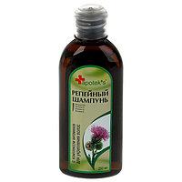 Шампунь Apoteks репейный с комплексом витаминов для укрепления волос, 250 мл
