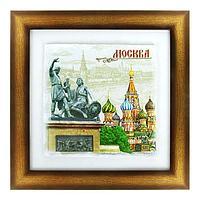 Панно интерьерное 'Москва'