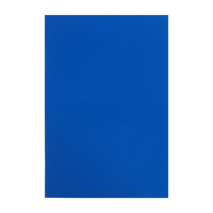 Тетрадь А4, в клетку, 80 листов STAFF, синяя - фото 1