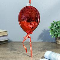 Ночник 'Воздушный шар красный' от бат в компл 13х13х19 см