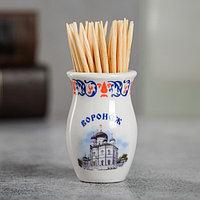 Сувенир для зубочисток в форме кувшина 'Воронеж'