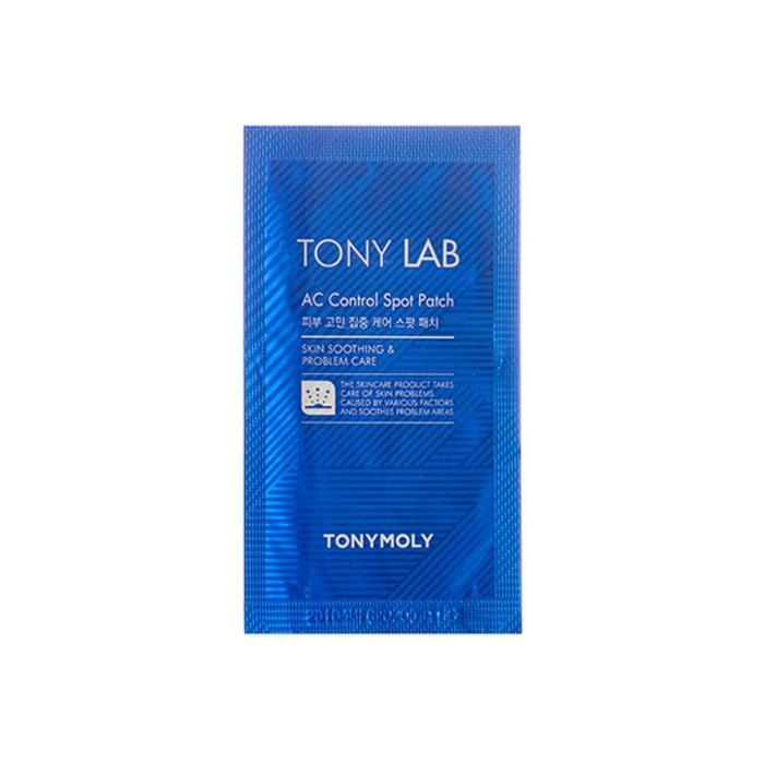 Патчи для проблемной кожи лица TONYMOLY Tony Lab AC Control Spot Patch - фото 3