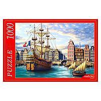 Пазлы 1000 элементов 'Старый порт'