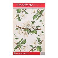 Наклейки Decoretto 'Яблони в цвету' 25х23 см
