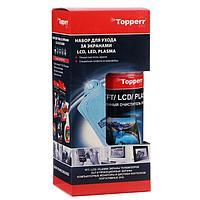 Набор Тopperr для ухода за экранами TFT, LED, LCD, 2 шт.