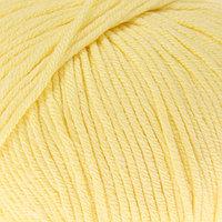 Пряжа 'Baby Cotton XL' 50 хлопок, 50 полиакрил 105м/50гр (3413 молочный) (комплект из 5 шт.)
