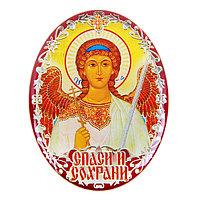 Икона в авто 'Святого Ангела Хранителя' с клеящейся основой
