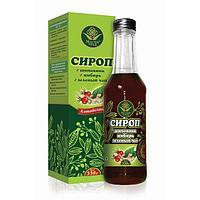 Сироп 'Магия трав', имбирь, зелёный чай, шиповник, 330 г