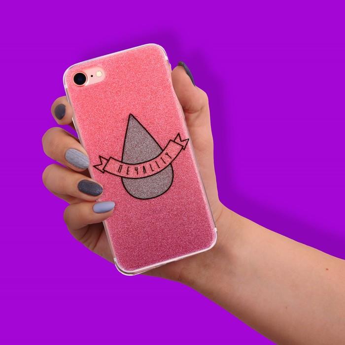 Чехол для телефона iPhone 6, 6S, 7 'Печалити', 6.5 x 14 см - фото 3