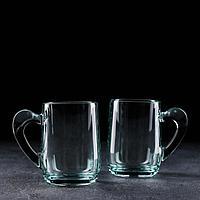 Набор пивных кружек Paabahe 'Ресайклд', 335 мл, 2 шт