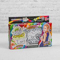 Набор креативного творчества 'My Color Clutch' клатч-пенал-раскраска фломастерами CCL-02-03