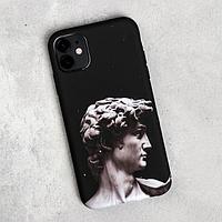 Чехол для телефона iPhone 11 'Давид', 7,6 х 15,1 см