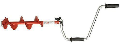 Ледобур MORA ICE MICRO 110мм красный R 15016